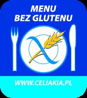 Menu bez glutenu - celiakia.pl